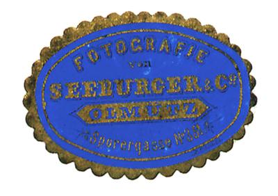 Etikett von Seeburger & Co.
