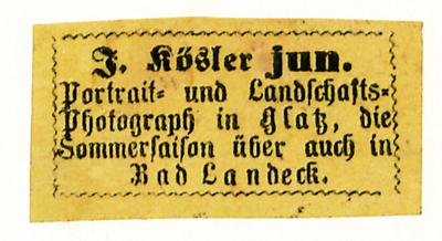 Reisender Daguerreotypist.
