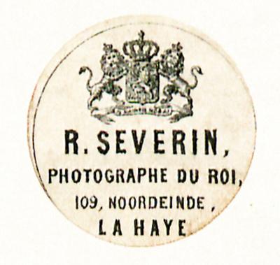 Etikett von R. Severin