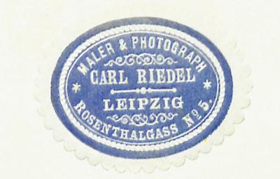 Etikett von Carl Riedel