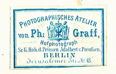 P. Graff verstarb im März 1851. Seine Frau führte das Atelier anschließend unter gleicher Firmierung weiter. 1854 übernahm A. Beer das Atelier, das bis Anfang der 1890er Jahre weiterbestand.