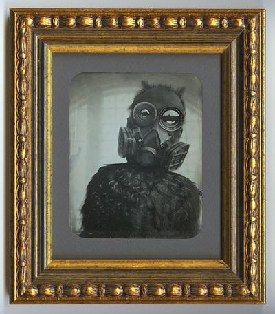 Unkkelo - Self-portrait As An Owl