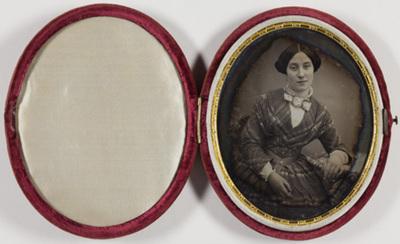 Portrait of Cecelia Alexandrine Philippeau Stoffels