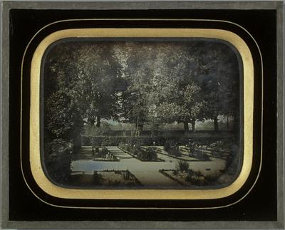 Genève, Bastions: jardin botanique