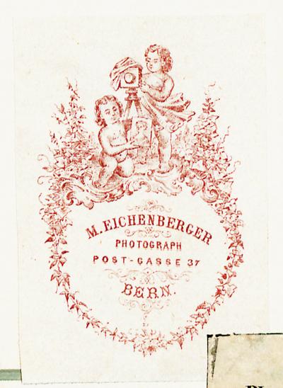 Etikett von M. Eichenberger