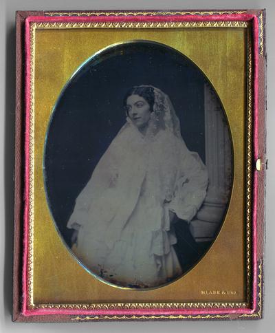 [Porträt der Lola Montez (1821-1861)]