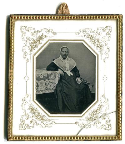 [Bildnis Friederike von Schweinitz verw. Thomas geb. Grunwald (1790-1861)]