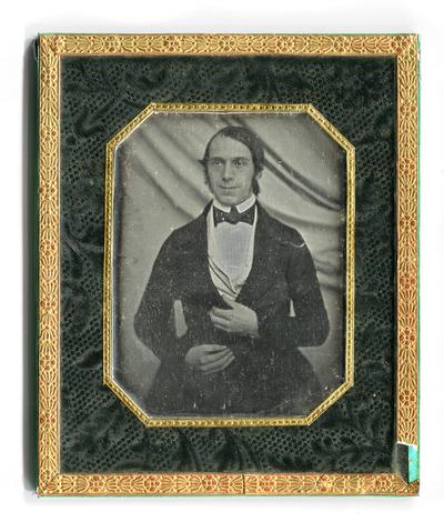 [Porträt William Ferdinand Bechler (1825-1898)]