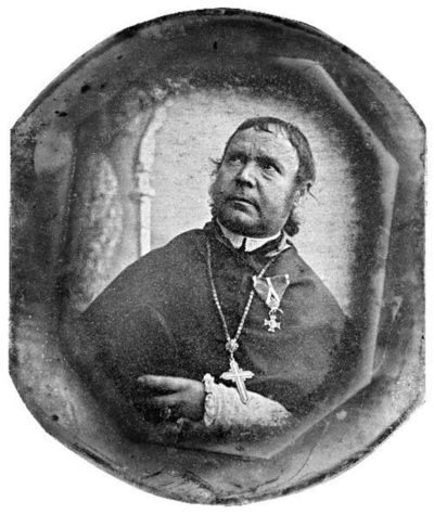 Portrait of a man - Cyril Napp