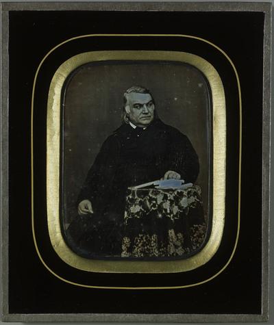 Portrait d'Emile Souvestre