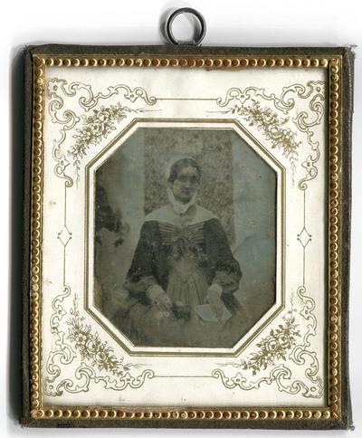 [Bildnis Marianne Luise Auguste von Schweinitz (1816-1888)]