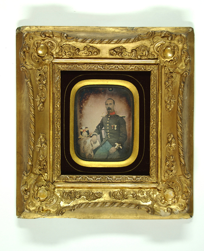 Attributed: Portrait of soldier.