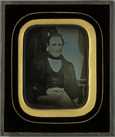 Portrait du duc Victor de Broglie