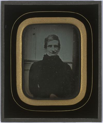 Portrait de Pellegrino Rossi