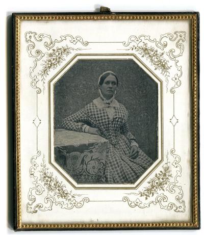 [Bildnis Bertha Hermine Charlotte von Schweinitz (1814-1895)]