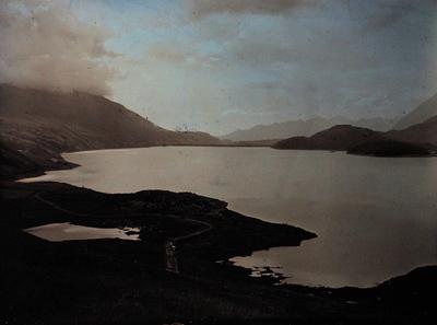 Lago Mont Cenis
