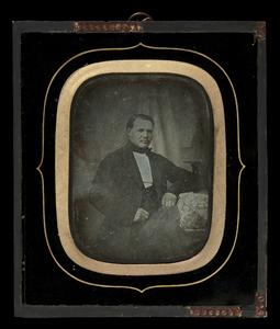 Portrait of Evert Josef Engström