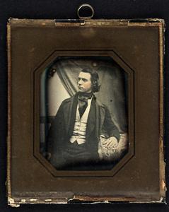 Portræt af Hans Brøchner 1820-1875