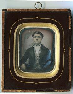 Portrait of Enrico Antonelli (1837-1908)