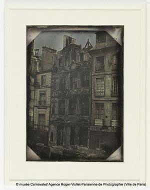 Maison du Croissant d'Or, ancien nº90, rue Saint-Denis, 1er arrondissement, Paris