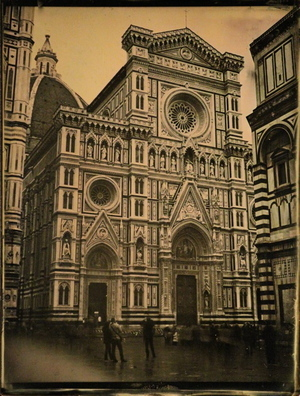 Florence, Piazza del Duomo