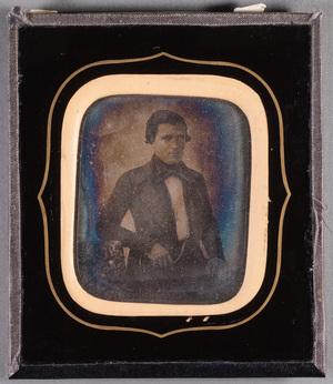 Portrait of Count August Magnus Gustaf Armfelt (25.8.1826-1894).
