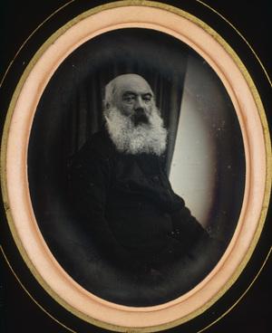 Portrait de François Rude