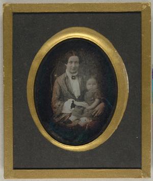 Maria Louisa v. Meuralt-Hess geb. 1831 gest. 1866