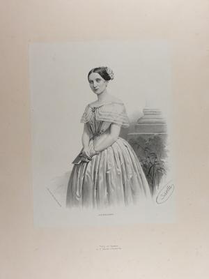 Flaminia Weiß, geb. Hoffmann, geb. ca. 1830, gest. unbekannt, war Schauspielerin in Kassel, Braunschweig, Breslau, Coburg-Gotha, Wien und von 1849 bis 1852 in Frankfurt, verheiratet mit dem Schauspieler Carl Weiß.