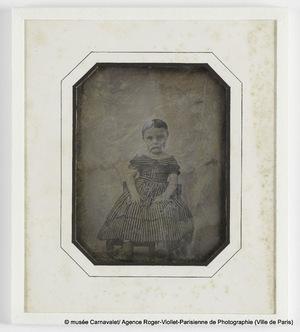 Portrait de Marie Columbia (morte en 1844)