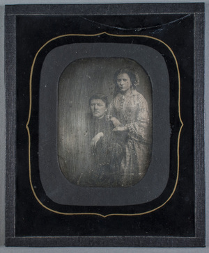 Portrait of Grigori and Alexandra Solovjeff.