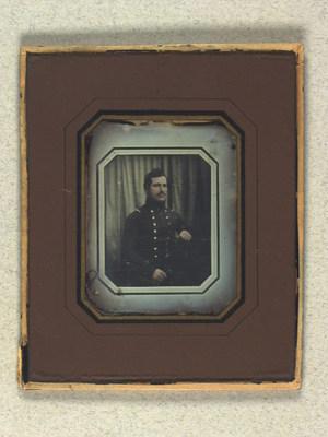 Portræt af Johan Peter Christian Weldingh