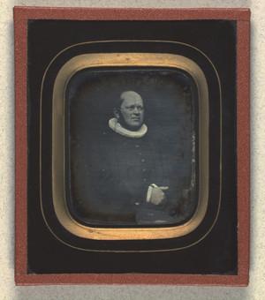 Portræt af Frederik Welding
