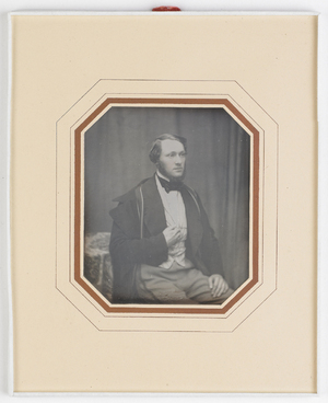 portrait, man