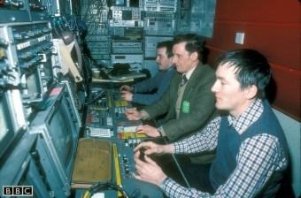 TV mobile control room
