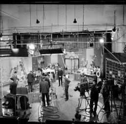 Rudi Carrell Show: studio
