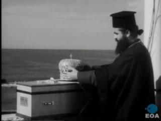Μετακομιδή των οστών του Μητροπολίτη Κιτίου Νικοδήμου από τα Ιεροσόλυμα στην Κύπρο.