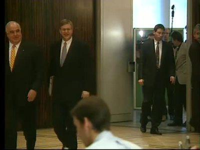 Lewinsky-Affäre - Reaktionen in Deutschland