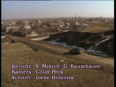 Haj Mohammed - Dorfältester in Tschetschenien