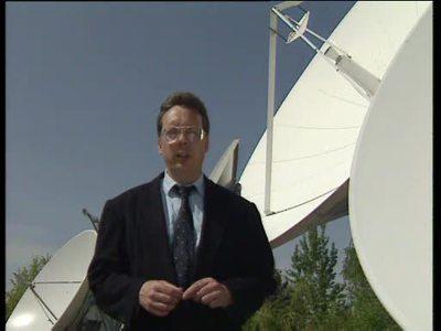 Fernsehsatelliten - Technik