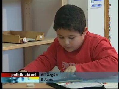 Sprachprobleme von Ausländer-Kindern - Förderung der Deutschkenntnisse