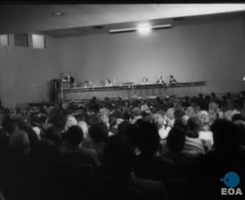 Έναρξη Ελληνοαμερικανικού Οδοντιατρικού Συνεδρίου με ομιλία του Υπουργού Κοινωνικών Υπηρεσιών Ιωάννη Λαδά στην Πάντειο Ανώτατη Σχολή Πολιτικών Επιστημών