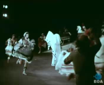 Παράσταση της κωμωδίας του Αριστοφάνη «Ιππής» από το Εθνικό Θέατρο στη Μόσχα