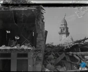 Η σεισμόπληκτη Ζάκυνθος