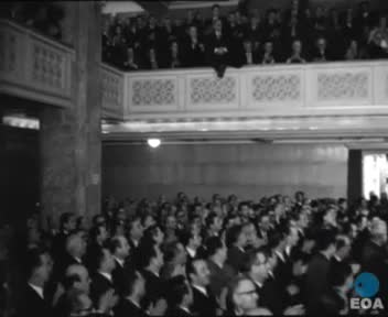 Ομιλίες του Πρωθυπουργού Γεωργίου Παπαδόπουλου σε βιοτέχνες, σε γιατρούς, σε φαρμακοποιούς, σε τεχνικούς και σε δημοσίους υπαλλήλους στην Αθήνα