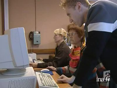 The internet and senior citizens