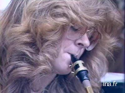 The first Fête de la Musique (World Music Day), June 1982