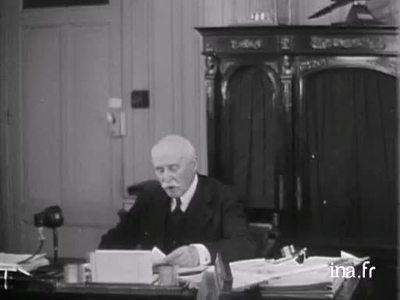 Marshall Pétain commemorates the Armistice on 17 June 1940