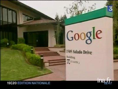 Google on the stock exchange