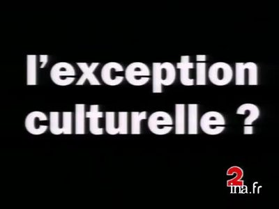 The cultural exception